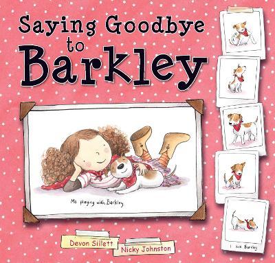 Saying Goodbye to Barkley book