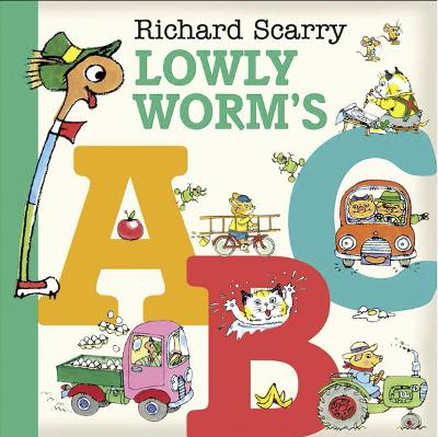 Lowly Worm's ABC by Richard Scarry