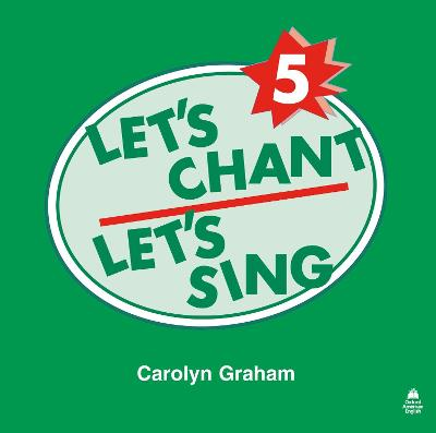 Let's Chant, Let's Sing: 4: Compact Disc book