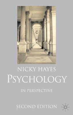 Psychology in Perspective by Nicky Hayes