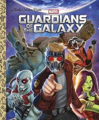 Guardians of the Galaxy (Marvel: Guardians of the Galaxy) by John Sazaklis