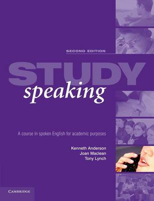 Study Speaking book