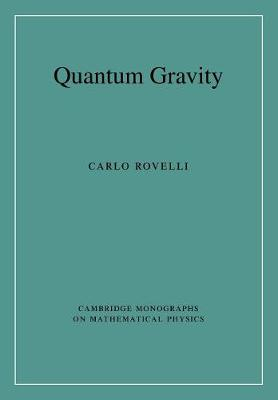 Quantum Gravity book