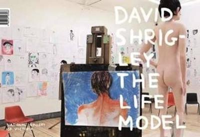 David Shrigley: The Life Model book