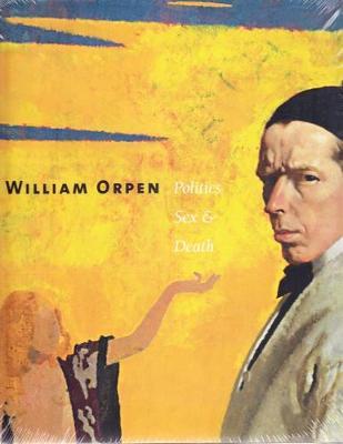 William Orpen by Robert Upstone