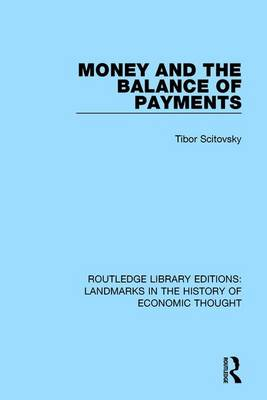 Money and the Balance of Payments book