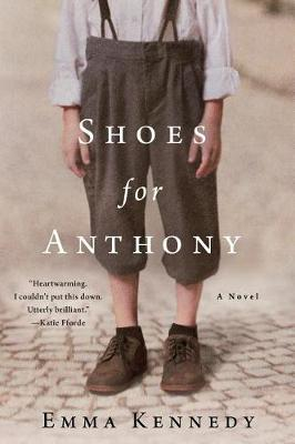 Shoes for Anthony book