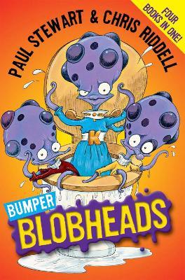 Bumper Blobheads by Paul Stewart