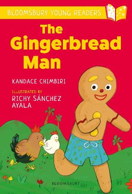 The Gingerbread Man: A Bloomsbury Young Reader: Turquoise Book Band book