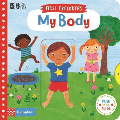 My Body by Rebecca Jones