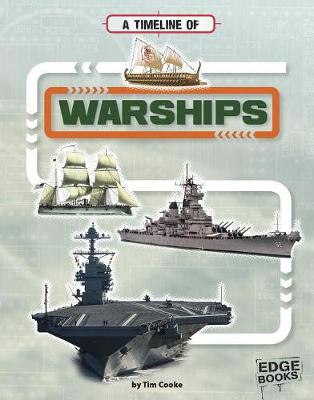 Timeline of Warships by Tim Cooke