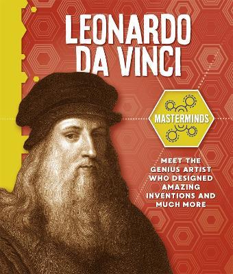 Masterminds: Leonardo Da Vinci book
