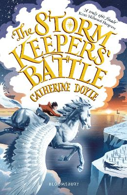 The Storm Keepers' Battle: Storm Keeper Trilogy 3 book
