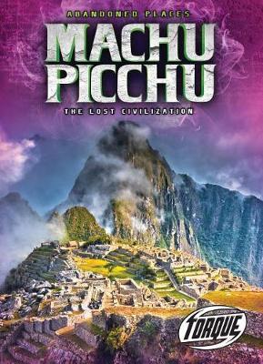 Machu Picchu by Christina Leaf