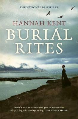 Burial Rites book
