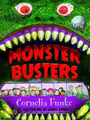 Monster Busters book