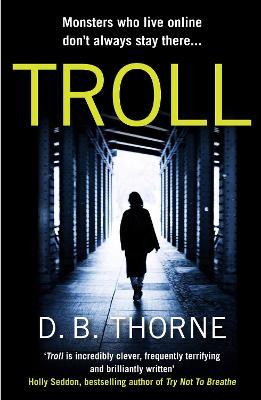 Troll by D. B. Thorne