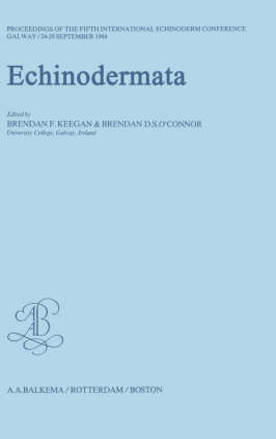 Echinodermata by Brendan O'Connor