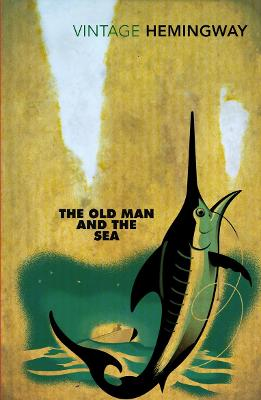 Old Man and the Sea book