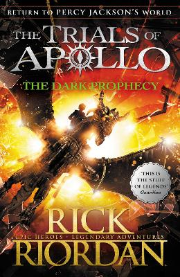 Dark Prophecy (The Trials of Apollo Book 2) book