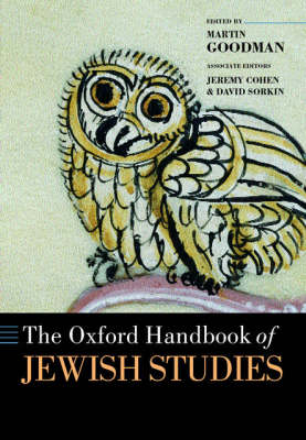 Oxford Handbook of Jewish Studies book