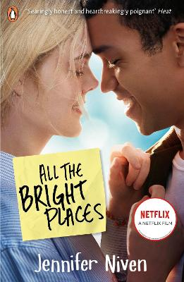 All the Bright Places: Film Tie-In by Jennifer Niven