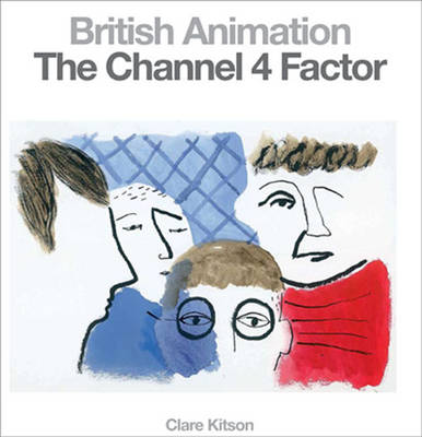 British Animation by Clare Kitson