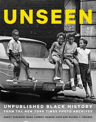 Unseen by Darcy Eveleigh