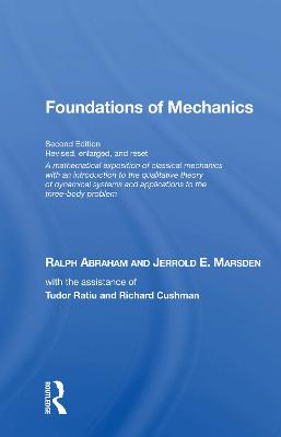 Foundations Of Mechanics (on Demand Printing Of 30102) by Ralph Abraham