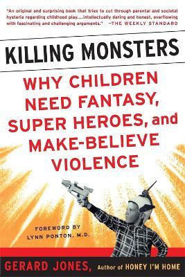 Killing Monsters book