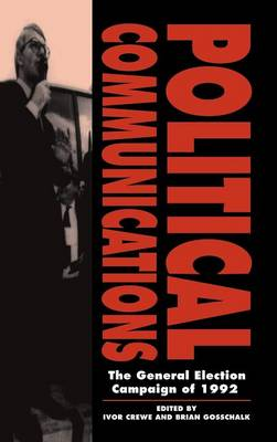 Political Communications by Ivor Crewe
