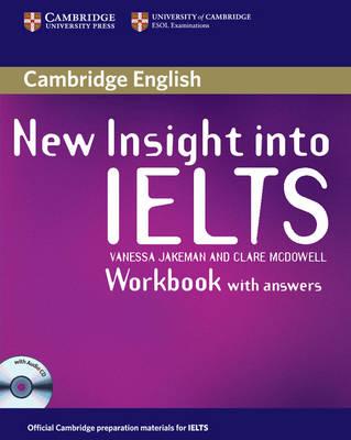 New Insight into IELTS Workbook Pack by Vanessa Jakeman