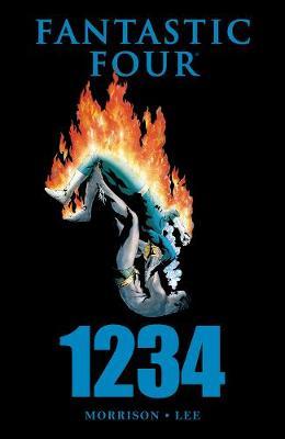 Fantastic Four: 1234 by Jae Lee
