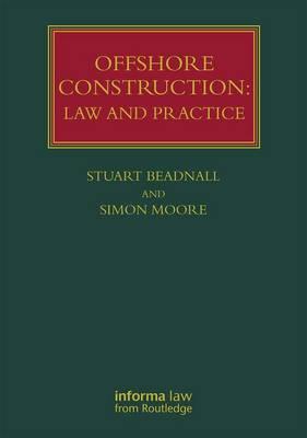 Offshore Construction by Stuart Beadnall