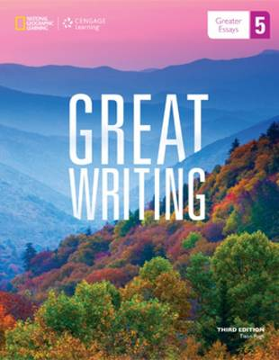 Great Writing 5: From Great Essays to Research - 3rd ed. by Keith Folse