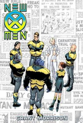 New X-men Omnibus (new Printing) by Grant Morrison
