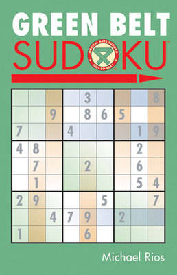 Green Belt Sudoku (R) by Michael Rios