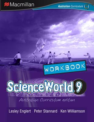 ScienceWorld 9 - Workbook by Ken Williamson