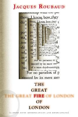 Great Fire of London by Jacques Roubaud
