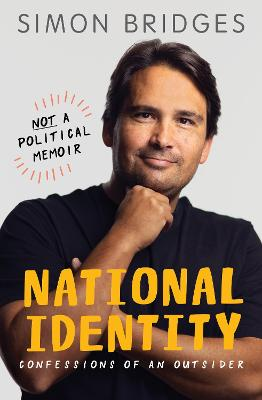 National Identity: Confessions of an outsider book
