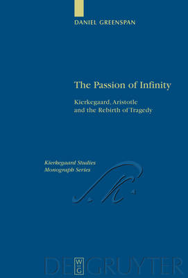 The Passion of Infinity by Daniel Greenspan