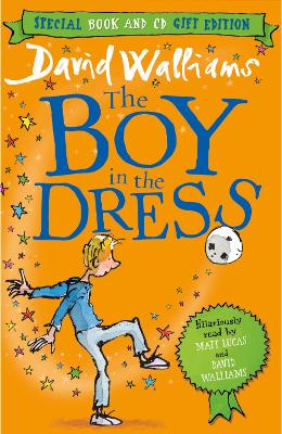 The The Boy in the Dress by David Walliams
