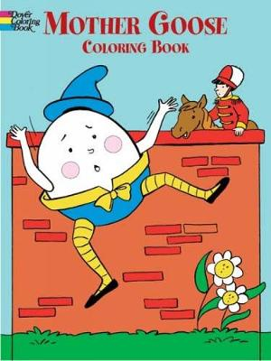 Mother Goose Colouring Book by Cathy Beylon