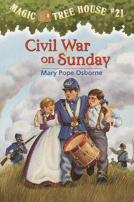 Civil War on Sunday by Mary Pope Osborne
