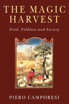 Magic Harvest book