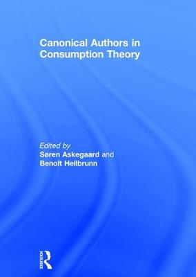 Canonical Authors in Consumption Theory book