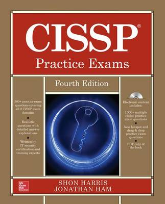 CISSP Practice Exams, Fourth Edition by Shon Harris