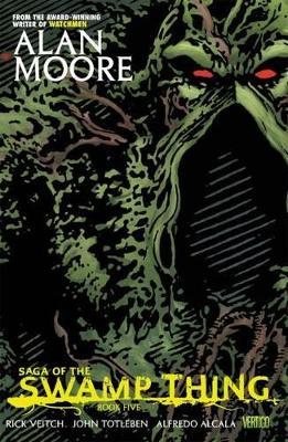 Saga of the Swamp Thing Book 5 TP book