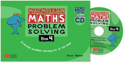 Maths Problem Solving Box 4 by Peter Maher
