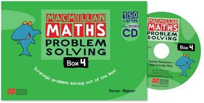Maths Problem Solving Box 4 book